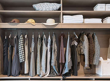 Closet Organizing Services in Atlanta