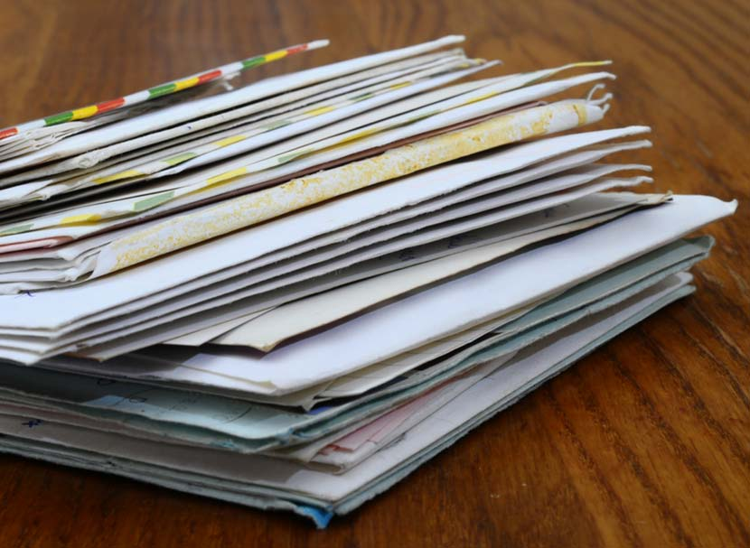organize your mail