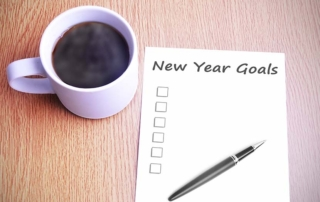 get organized new year's resolution for 2017
