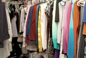 Organize Your Closet with a Professional Organizer