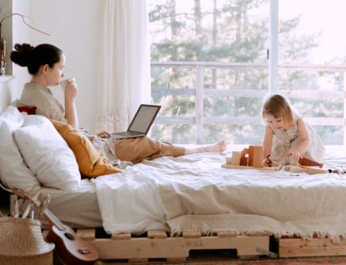 Busy Working Moms and Boundaries